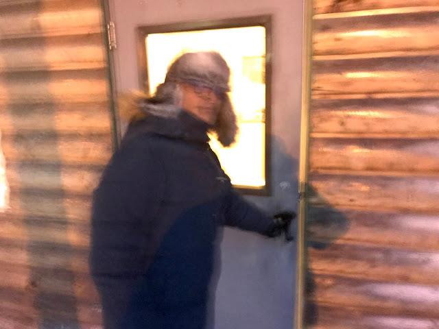 King Eider Inn, Barrow, AK (C) 2020 Supratim Sanyal