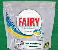 Logo Desideri Magazine: vinci gratis Fairy Platinum Lemon