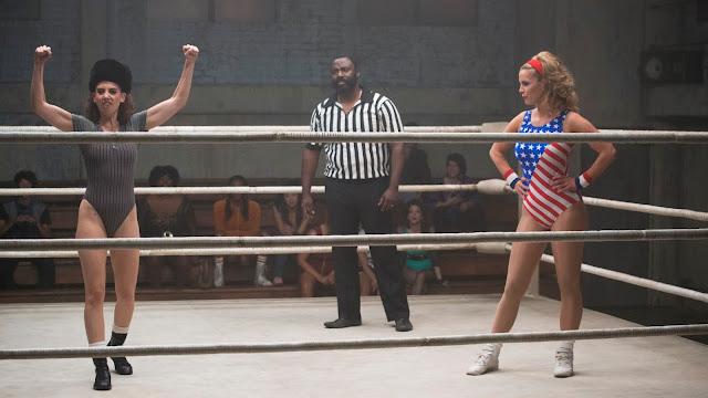 Alison Brie Liz Flahive Carly Mensch | GLOW Netflix