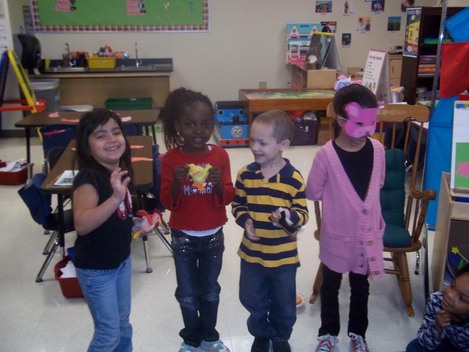 Kinder Garden: Mrs. Wood's Kindergarten Class: Armadilly Chili