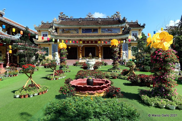 Pháp Bảo Temple. Hoi An, Vietnam