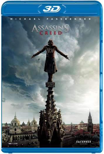 Assassin's Creed (2016) 3D SBS Latino