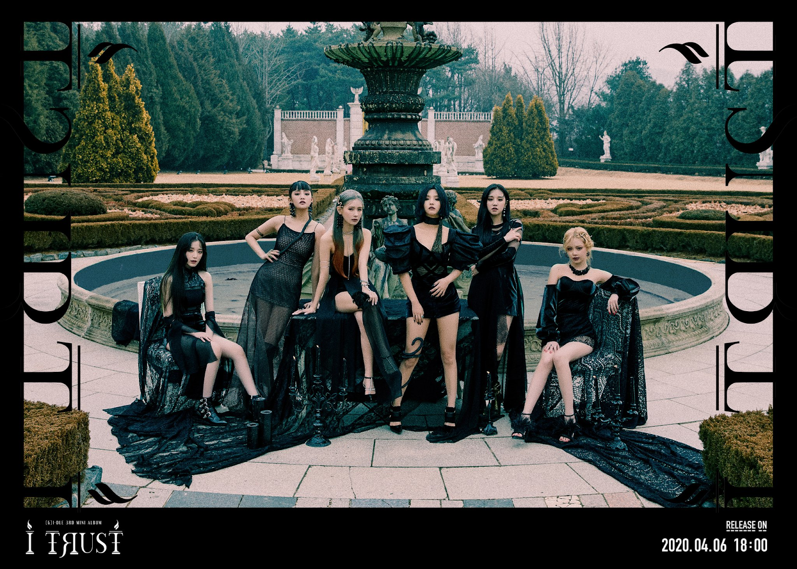 (G)I-DLE Unveils The Audio of Their New Song 'I trust'