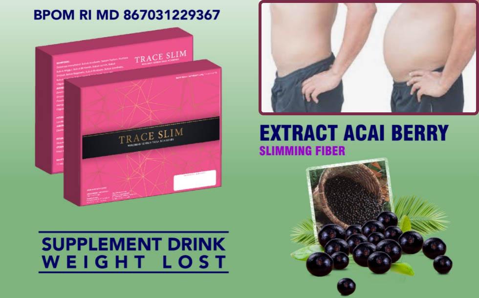 trace slim, menurunkan berat badan, pendamping diet, detox natural, slimming beauty, detox trace slim,