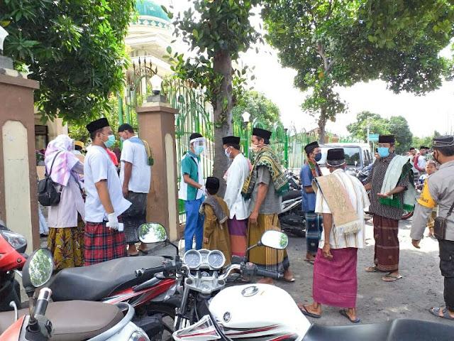 Rapid Test Berbasis Masjid Telah Dilakukan, Ternyata Hasilnya..
