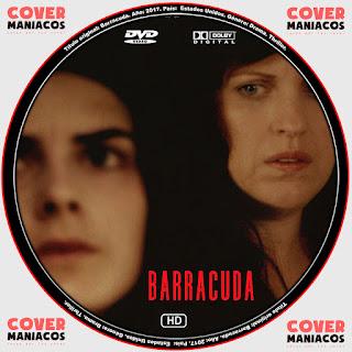 BARRACUDA 2017 [COVER - DVD]