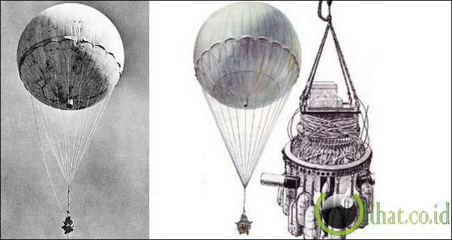 Rudal Balon Antarbenua