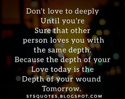 Status quotes;sad quotes; love quotes