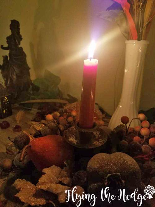 Lammas Altar 2017