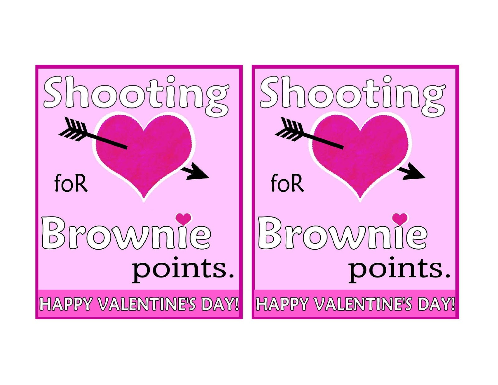 graphic relating to Extra Gum Valentine Printable called Remarkable Spouse and children Favorites: Valentines Working day Handle Printables