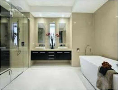 Decorating Ideas For Spa Bathroom