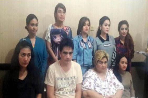 5 Wanita Yang di Tangkap Bareng Preti Asmara Dinyatakan Bebas