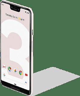 Google Pixel 3 XL et Pixel 3