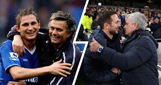 Chelsea boss Lampard reveals naked chat with Mourinho opened his eyes to management