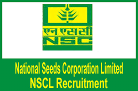 National Seeds Corporation Limited (NSCL) Recruitment for Various Posts Apply Online @indiaseeds.com /2020/08/NSCL-Recruitment-for-Various-Posts-Apply-Online-indiaseeds.com.html