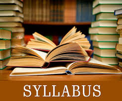 JEXPO Syllabus