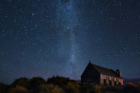 Church Night Sky - Photo by Ken Cheung on Unsplash