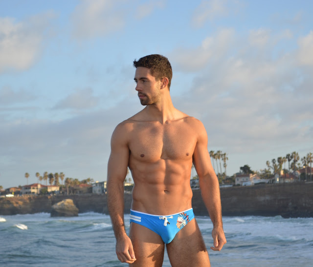 Jarrod Altenborg by Thomas Avila for Marcuse