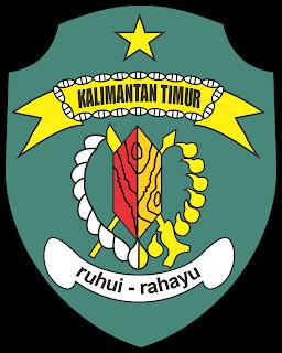 Logo Kalimantan Timur PNG