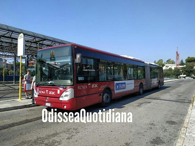 A proposito della riorganizzazione della rete bus sud-est
