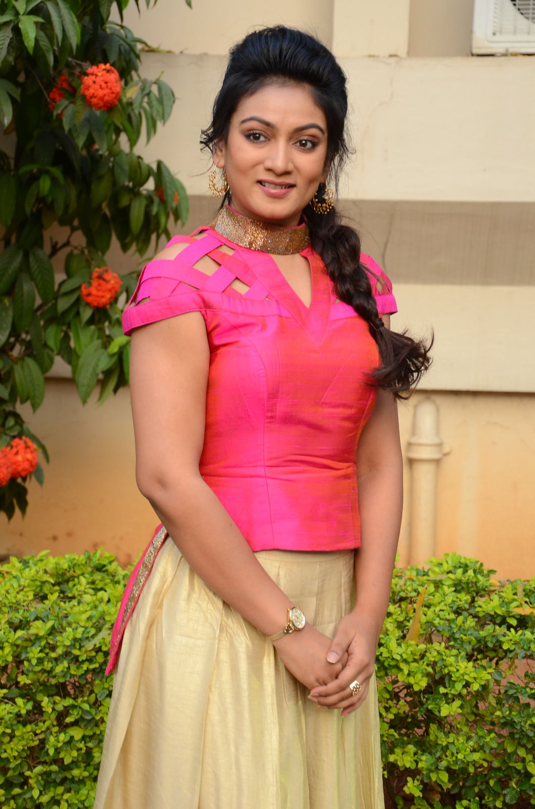 Ashmitha latest glamorous photos-HQ-Photo-12