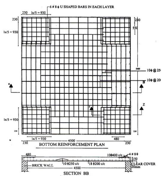 #52 RCC slab Reinforcement information (One way & Two way
