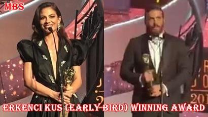 early bird award in beirut