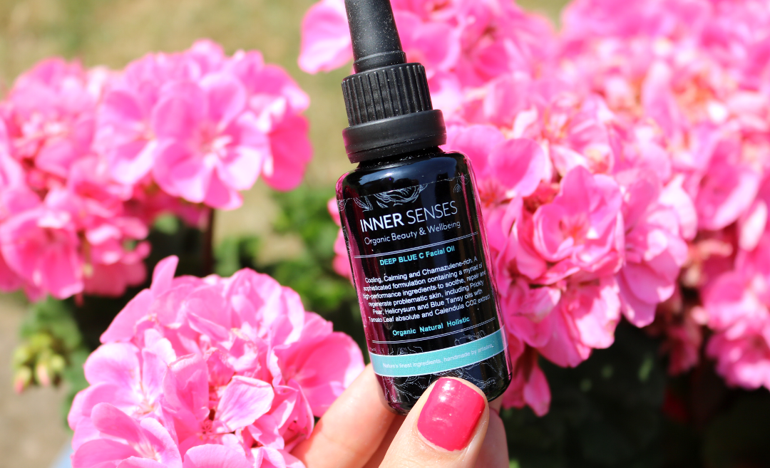 Inner Senses Deep Blue C Facial Oil review