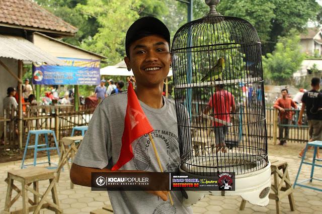 Om prast dari Mr.Kunam dengan lovebird Pancaswara