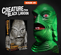 NECA's Limited-Edition Universal Monsters Mask Series The Creature