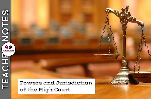 High Courts and Subordinate Courts.