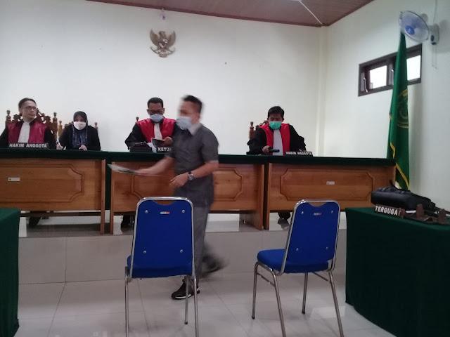 PT BCL dan PT ABC Adu Kuat Surat Bukti. Hakim PN Tamiang Agendakan Uji Lapangan