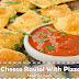 Toasted Cheese Raviol With Pizza Sauce Recipe