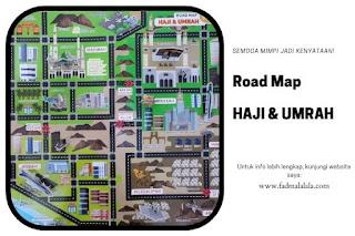Map Haji dan Umrah