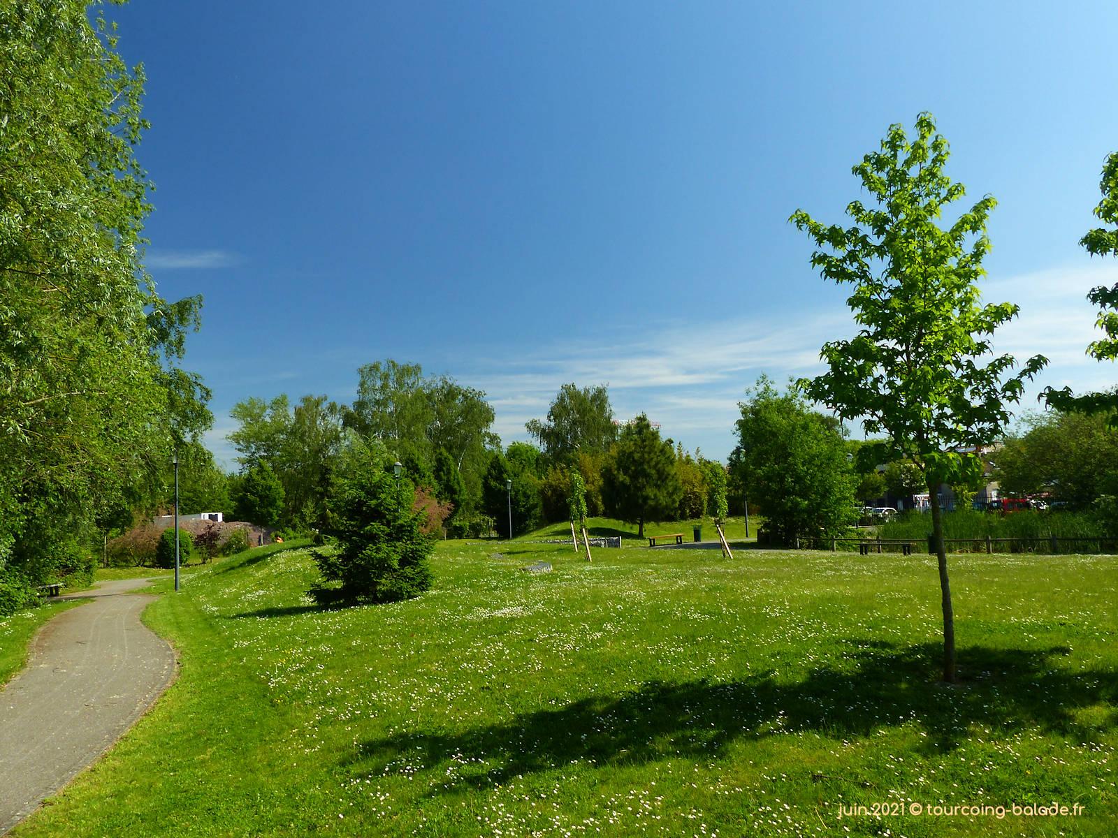 Parc Urbain Monplaisir, Marcq-en-Baroeul