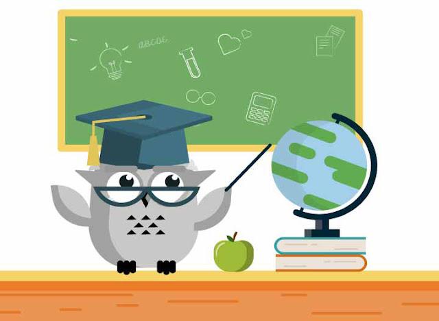 professora coruja