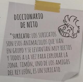 Diccionario Suricato - ¡ZASKA! (Martina Klein)