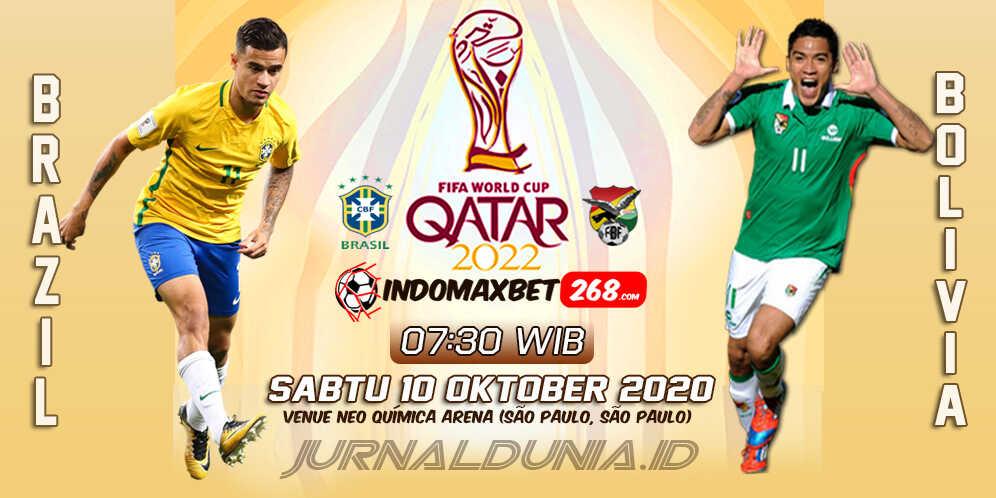 Prediksi Brasil Vs Bolivia 10 Oktober 2020 Pukul 07.30 WIB