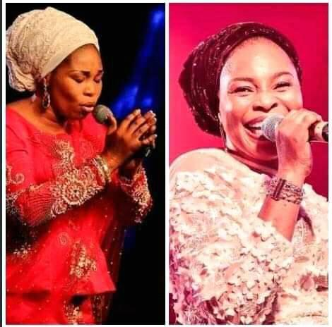 Evangelist Victor Edet Warns Singer Tope Alabi To Stop Using Wigs, Makeup, Earrings So As Not To End Up In Hell