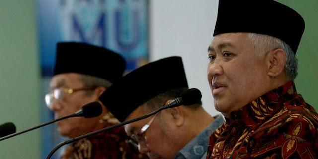 Din Syamsuddin: Reuni 212 Adalah Hak Warga Negara