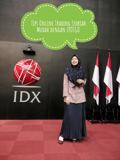 Tips Online Trading Syariah Mudah dengan IPOTGO