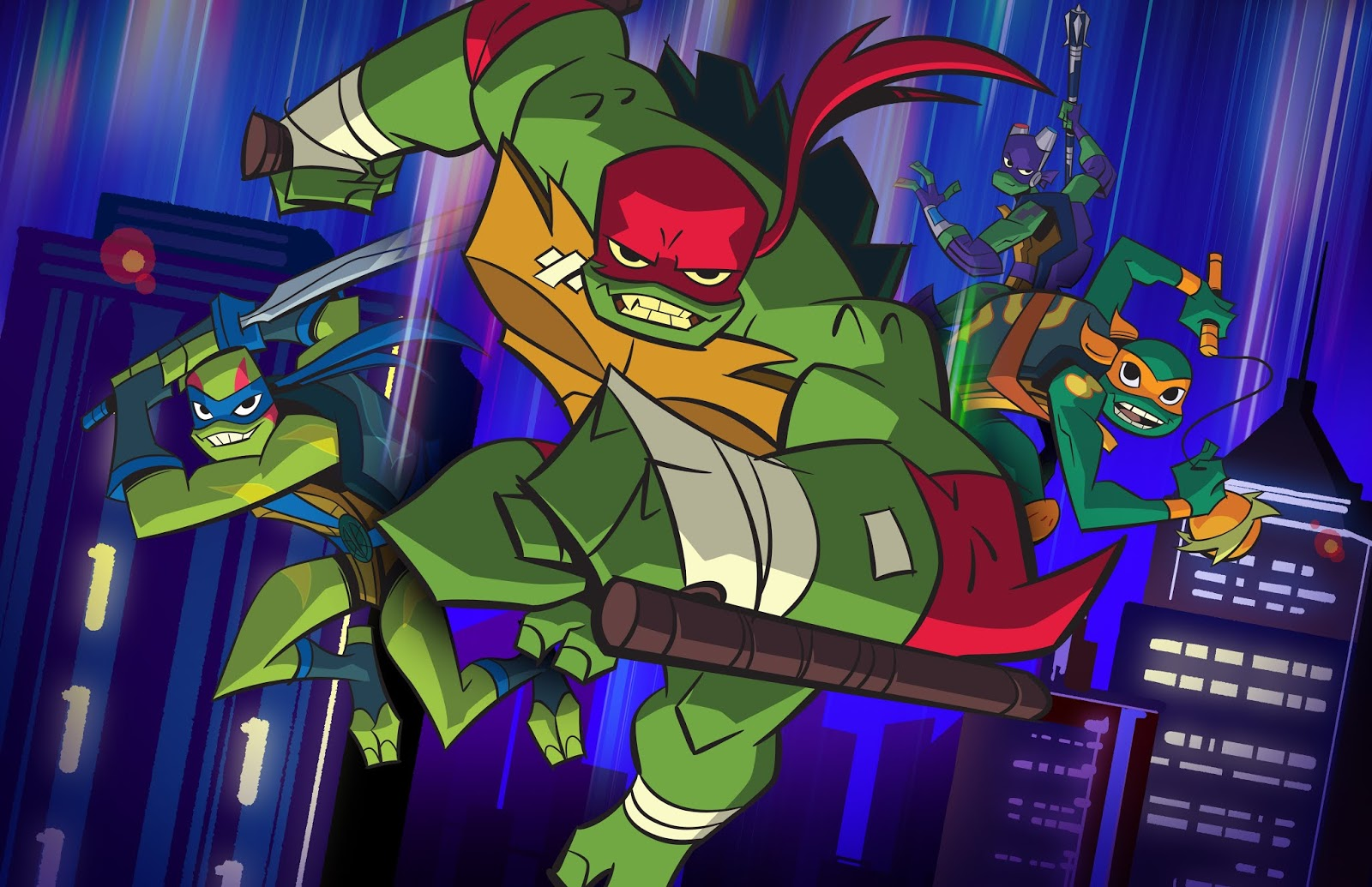 Nickalive Nicktoons Usa To Premiere New Finale Episodes Of Rise Of The Tmnt On Friday August 7 2020