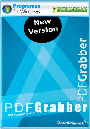 PdfGrabber Full Español