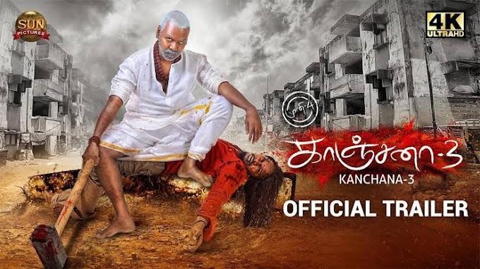 Kanchana 3 Full Movie Download Tamilrockers in 720p HD Free