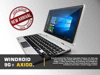 Windroid 9G+ Axioo