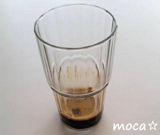 アイスコーヒーグラス