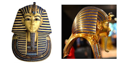 The Gold Mask of King Tutankhamun