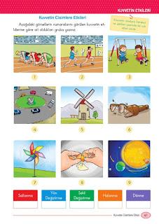 5. Sınıf Matematik Ders Kitabı Cevapları Dikey Sayfa 41
