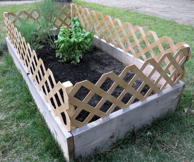 25 Creative Cheap Raised Garden Bed Home Decor