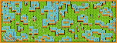 七龍珠Z2激神第八章地圖